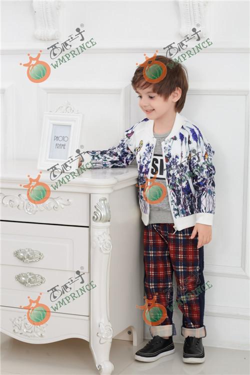 西瓜王子童装 时尚健康童装产品