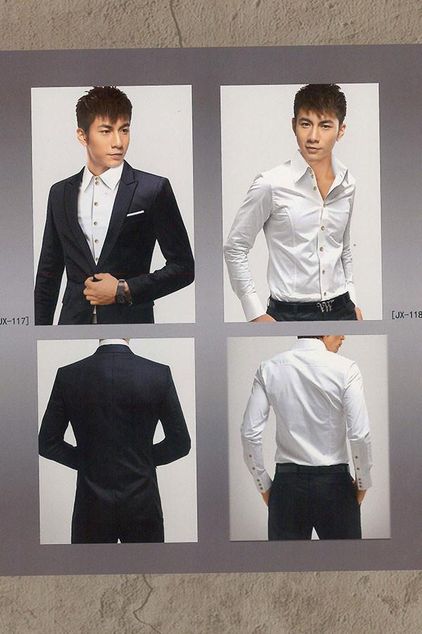 上海订做职业装定制上海哪里定做西服
