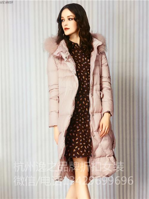 品牌女装一折批发免费加盟选择杭州逸之服饰