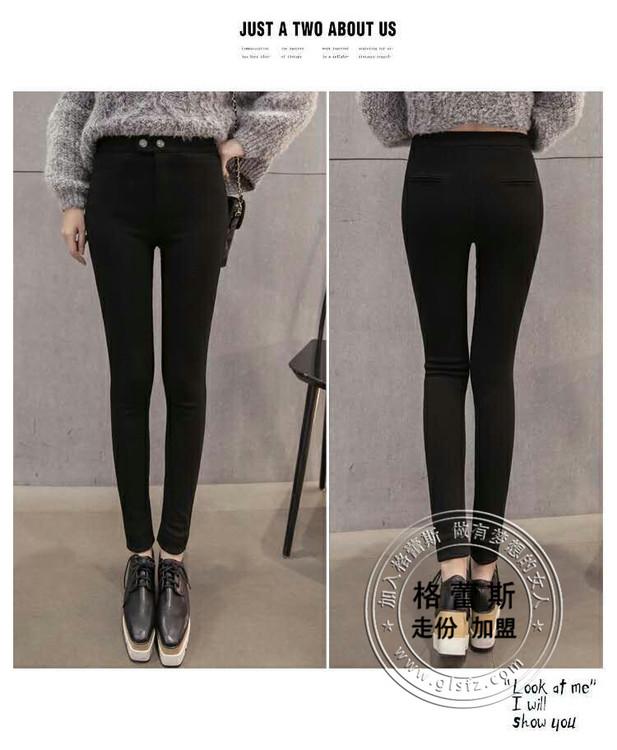 想找新款加绒瘦腿裤女装货源吗?想找女装尾货批发吗?