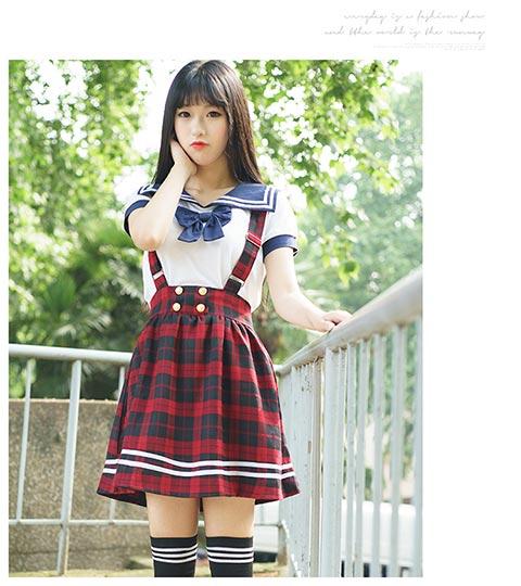 大兴学生日韩学院风水手服校服班服|加里服饰供应价格合理的学生日韩学院风水手服
