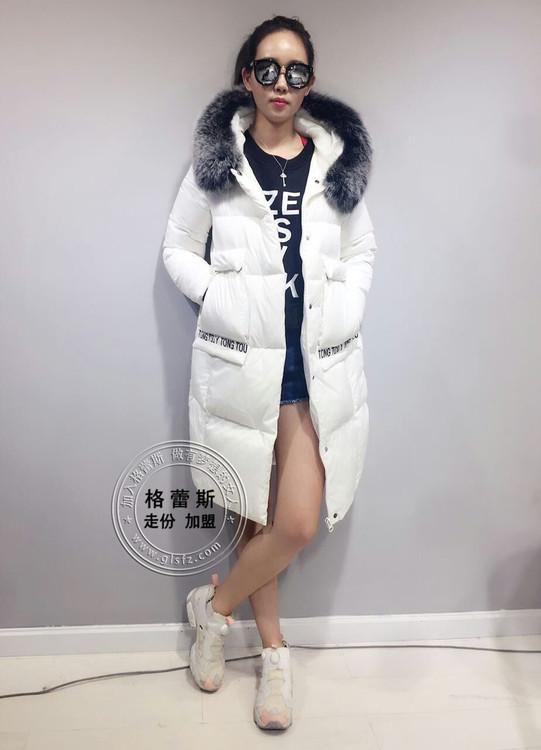 黑龙江女装批发批发代销货源 冬季女装大码羽绒服加盟