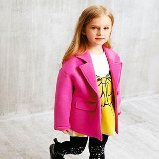 芙丽芙丽童装 打造潮流童年