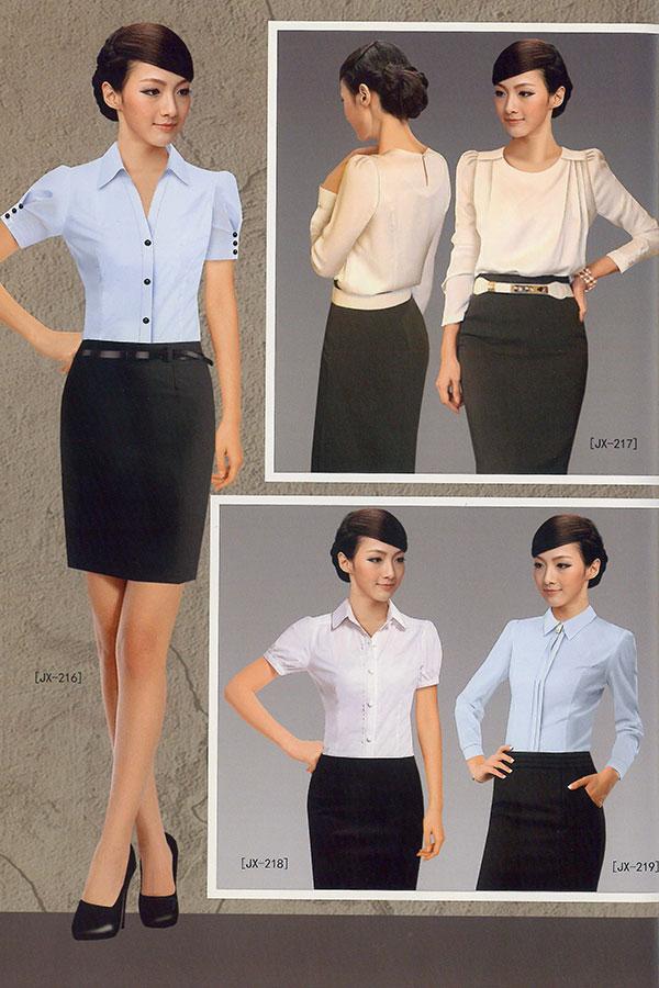 专业定制酒店餐厅服务员服装 上海定做餐饮制服订制
