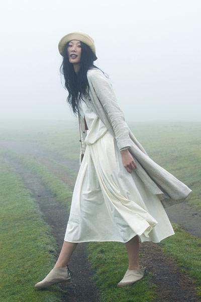 新因为棉麻布衣风格女装-值得信赖
