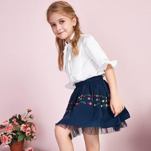 POIPOILU(泡泡噜童装)打造中高端童装品牌之典范