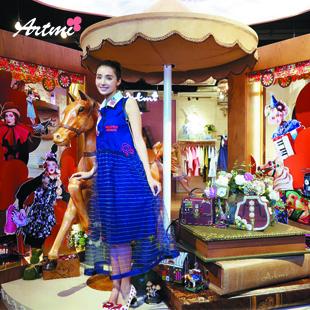 artmi日韩风格女包女装0加盟费诚招伙伴