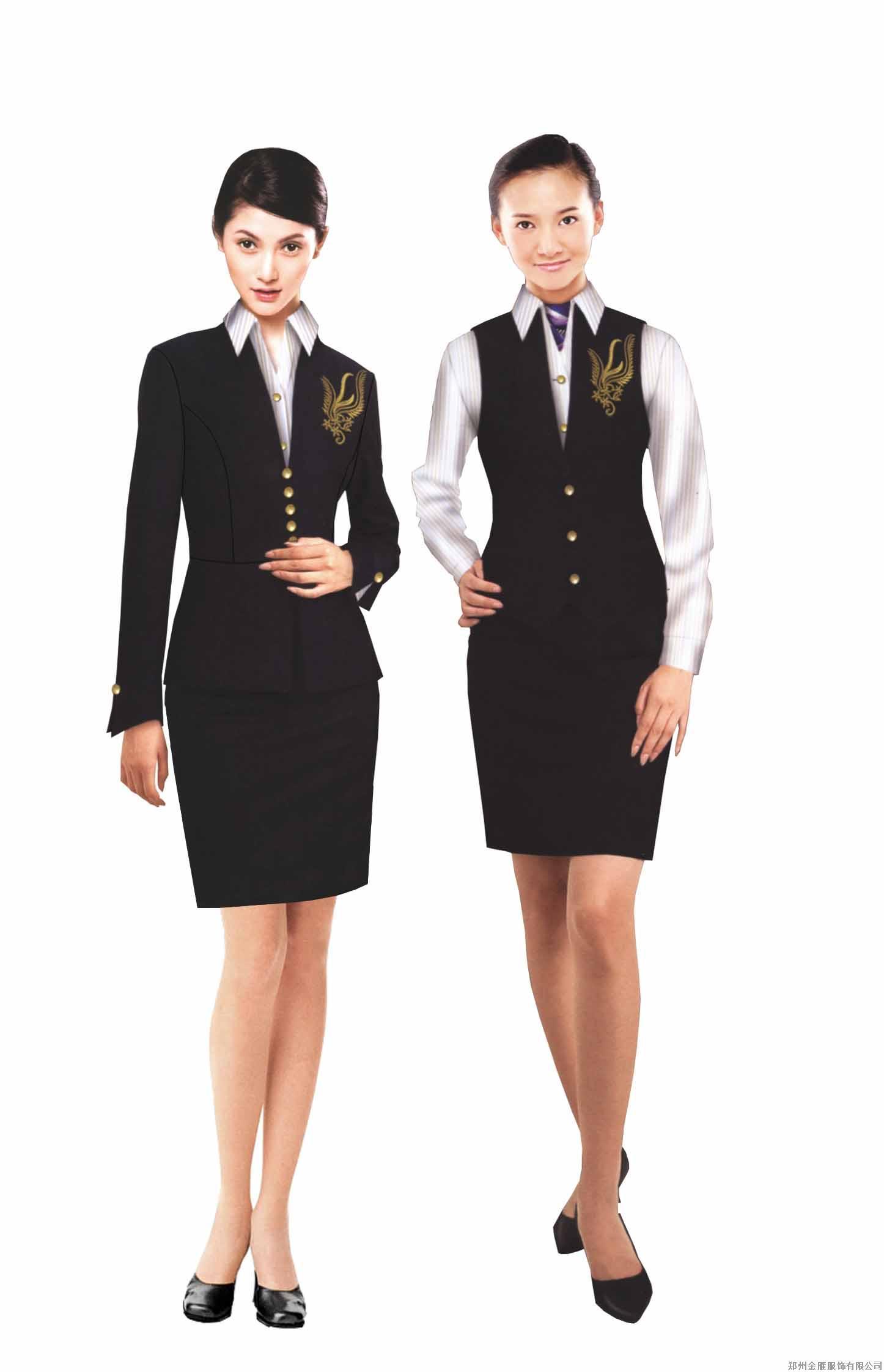 上海专业定制酒店服装订做价格
