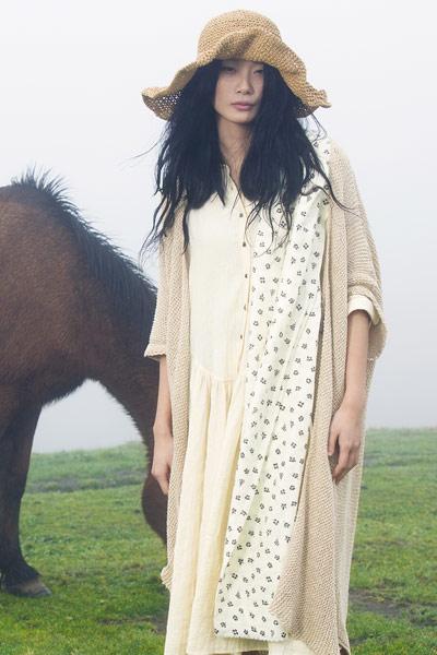 ZOLLE 因为女装加盟 知名高端棉麻女装品牌