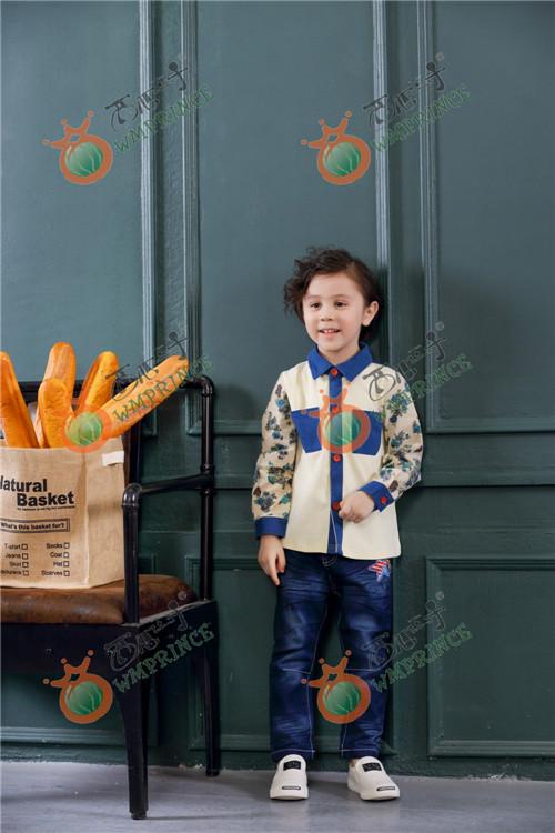 西瓜王子童装 精雕细琢时尚品牌