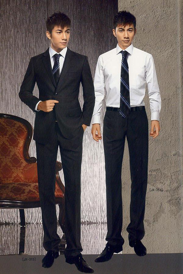 上海西服订做批发上海订制男士商务西装价格
