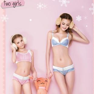 少女内衣消费群体购买能力强  柔淇诚邀加盟