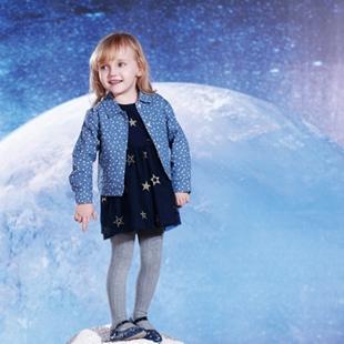 儿童服饰的事业蓝海 铅笔俱乐部童装加盟
