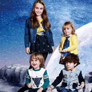 健康的服饰选择和时尚态度就在铅笔俱乐部童装