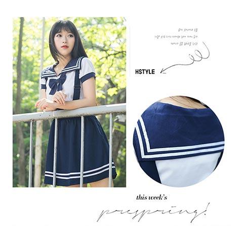 学生日韩学院风水手服:日韩校园服饰专卖
