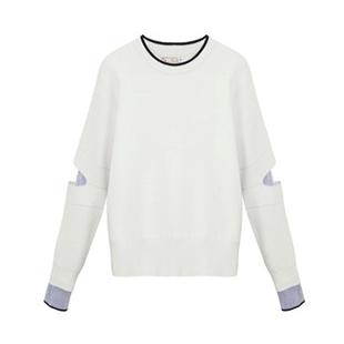 男装长款针织毛衣加工厂