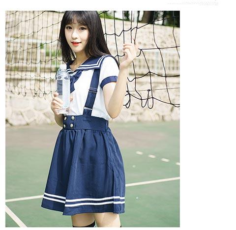 朝阳日韩校园服饰:具有口碑的学生日韩学院风水手服购买技巧