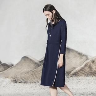 杜绝雷同 依丁可唯女装原创设计师品牌