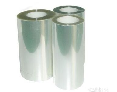 两层PET高透保护膜 PET两层无残胶保护膜