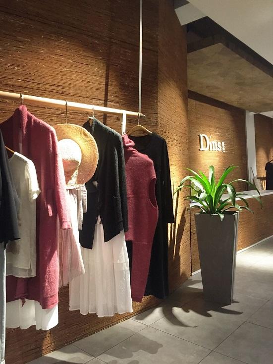 底色 深圳十大女装品牌