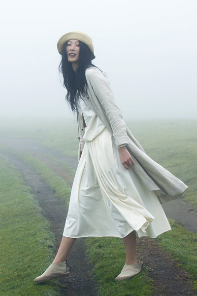 棉麻风格女装加盟 -ZOLLE因为诚邀加盟品牌女