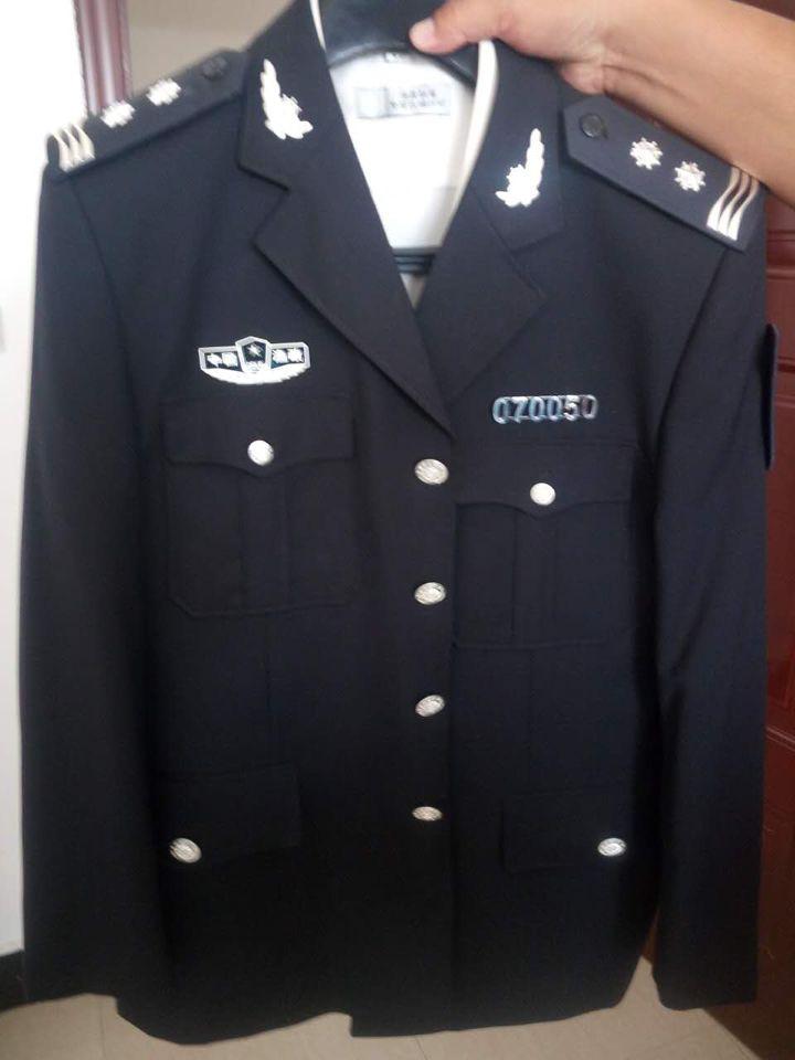 渔政标志服、渔政监察服装