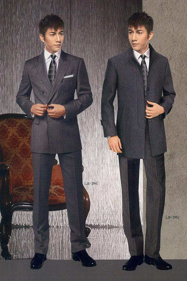 上海专业订做商务修身西服