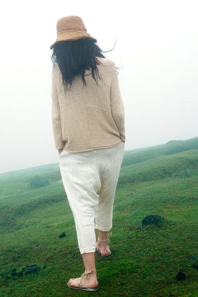 棉麻布衣风格女装加盟 -ZOLLE因为诚邀加盟 实力品牌女装!