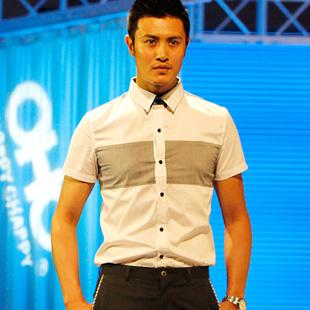 欧美风时尚男装品牌OHO加盟 打造男士时尚生活