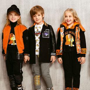 完全时尚理念 来自芙丽芙丽不一样的童装