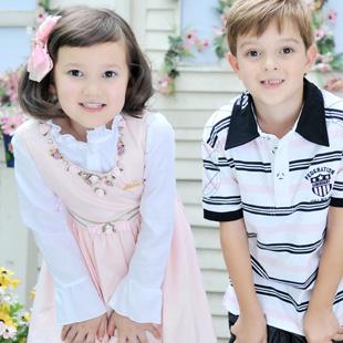 爱朵儿童装加盟优势登陆 来自瑞典的童话故事童装招商
