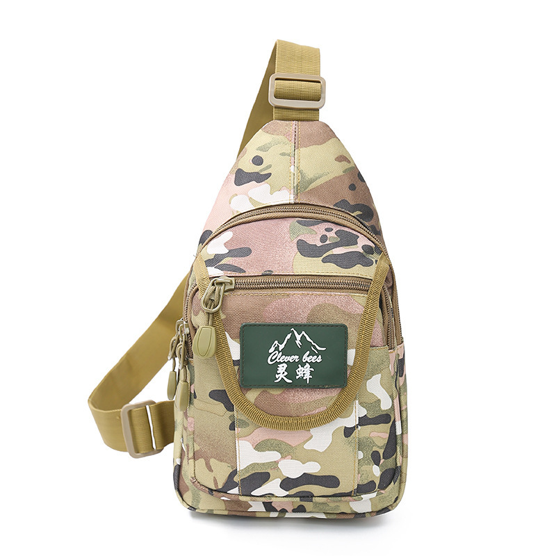 厂家供应 时尚适用户外迷彩背囊 野外探索徒步迷彩包