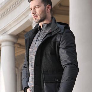 布鲁斯金熊男装加盟 适合成熟男人穿的品牌服饰