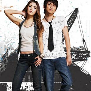 纯儿牛仔加盟 引领中国韩版时?#20449;?#20180;时尚潮流
