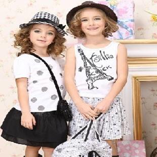 广州时尚童装比利小鸡童装加盟优势来袭 诚邀空白区域加盟、代理商!