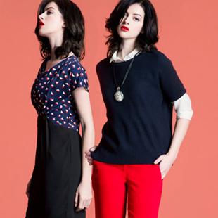 时尚女装加盟 就看独身贵族女装品牌精彩值得信赖!