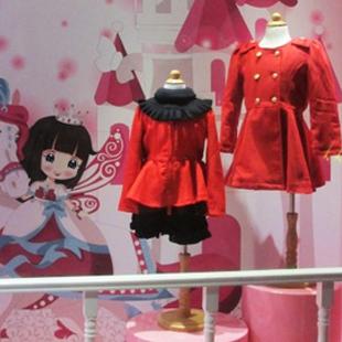 韩版时尚童装笛莎招商火爆进行中 期待优质经销商的加入!