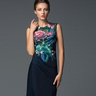 广州设计师品牌女装古色SUSSI加盟进行中