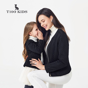 T100童装重视亲子家庭文化 诚邀合作