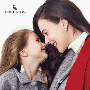 首创亲子童装品类抢占市场 T100童装诚邀加盟