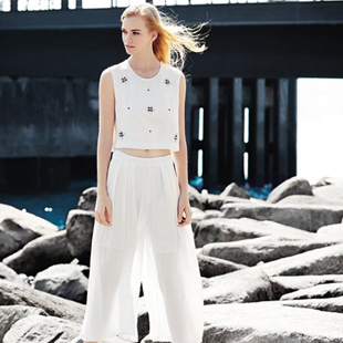 韩国可可招商 主流型格时尚COCO RYLLY与您齐享时尚女装财富