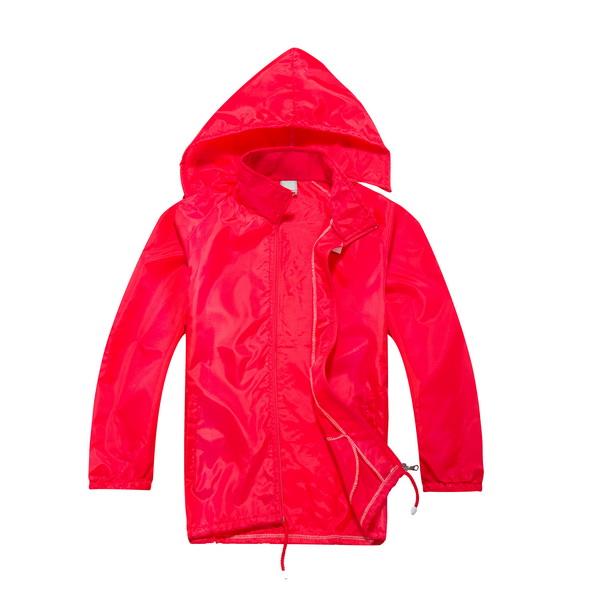 防水户外防紫外线速干风衣帽子可拆运动服厂家供应,推荐圣伊莉服装,个性防水风衣外套