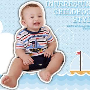 皇家宝贝0-6岁孕婴童装加盟 为消费者提供优质的购物体验