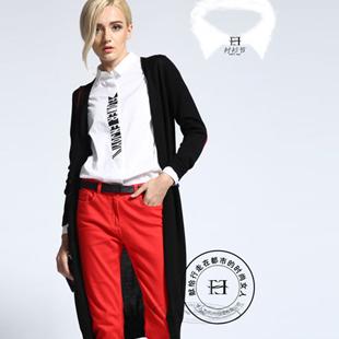 杭州时尚欧美风女装品牌华人杰全国招商火热进行中