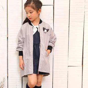 欧韩时尚童装金果果加盟 做适合中国儿童的服装