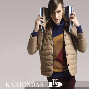时尚休闲商务男装品牌卡丹达仕向全国诚招加盟、代理