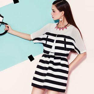 杭州女装折扣加盟店 选择卡熙名品女装品牌!