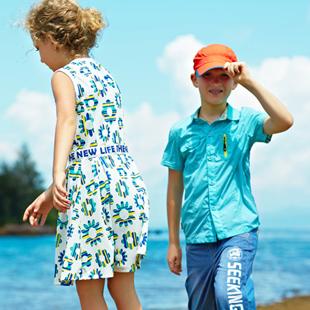 Carpotree卡波树童装加盟 打造中国童装领导型品牌