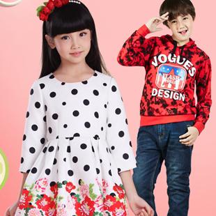 酷芭蒂童装加盟----中国新派童装领导品牌
