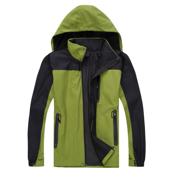 东莞市新款加绒加厚户外冲锋衣户外工作服厚款登山服批发,加厚冲锋衣
